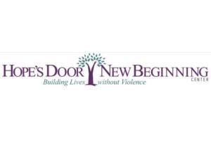 Hope's Door New Beginnings Logo